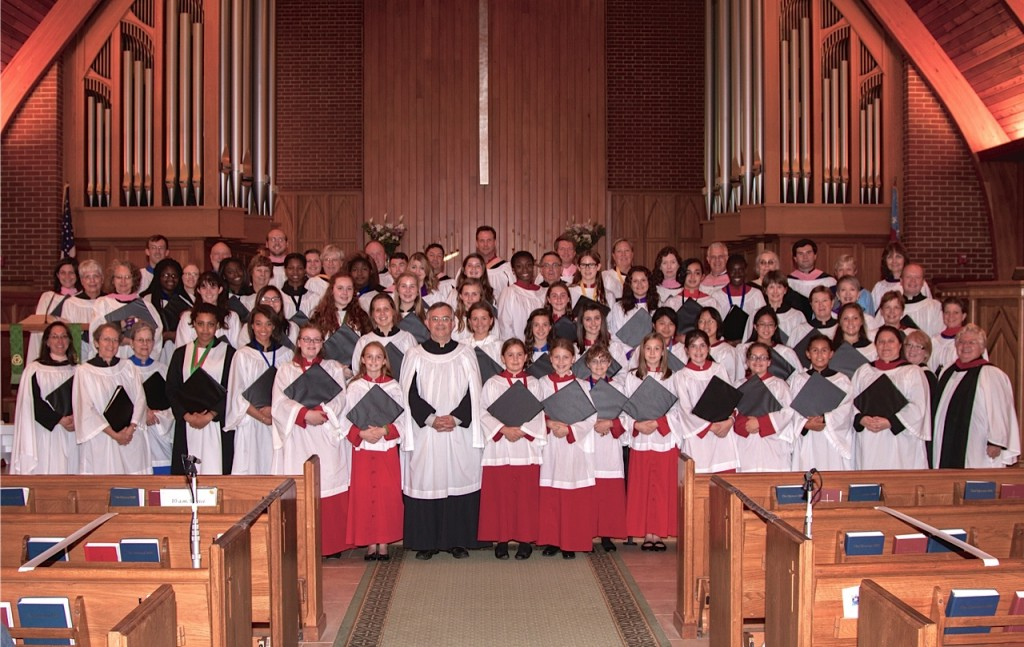 RSCM Carolina Course Choir 2014