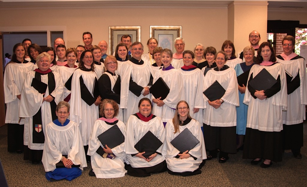 RSCM Carolina Course Choir Adults 2014